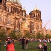 ベルリンの空の下で