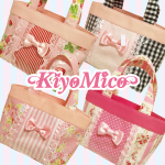 薔薇とリボンの小物雑貨 KiyoMico