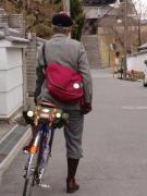 自転車ぶらりな老鶏庵