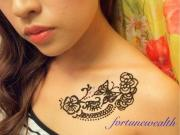 *Fortune wealth* -enjoy life with henna-
