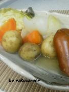 野菜ソムリエSHIORIの楽らく野菜生活