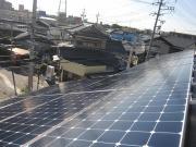東芝ミニ太陽光発電所