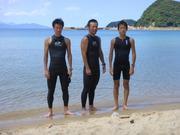 舞鶴Fun Run Triathlete Family