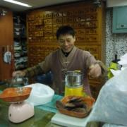 盧薬剤師の韓方の話