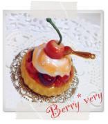 Berry*very 〜ぶちのフェイクスイーツデコ体験記〜