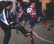 サッカーと建築の羅針盤