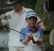 ゴルフはしっかりやってます