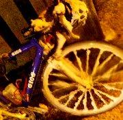 雨でも風でも自転車生活!
