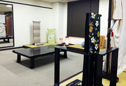広島市中区大手町にある着物専門店 きものや棗