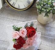ナチュラル造花で部屋づくり〜小さな手作りインテリア