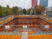 江東幹線立坑設置工事のブログ