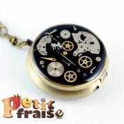 アンティーク時計パーツアクセサリー