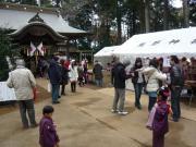 成田熊野神社の紹介ページ