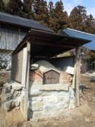 ピザ窯のある里山の古民家民宿