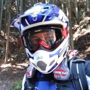 オフロードバイクな日々