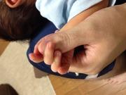 新米母の3人家族のキロク