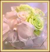 Rose sweet Rose プリザーブドフラワー教室