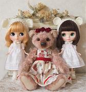 くれあさん家のテディベア&お人形 着せ替えブログ