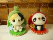harumaki  羊毛の小さな世界