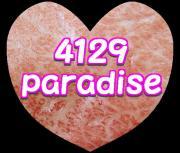 4129paradise♥