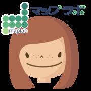 マップラボ-地図アイコンを無料ダウンロード maplab