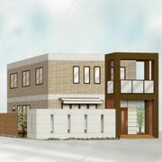 建築デザイナーと家を建てる
