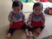 梨と杏の双子日記