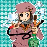 つぶえじ−エジプト生活記漫画−