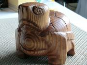 『タイに魅せられた男』 しんじの木工魂