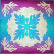 Hawaiian Quilt Color-Harmony