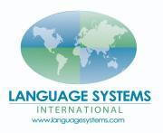 Language Systems International OC 日記