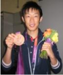 ロンドン五輪・日本代表 清水聡 (バンタム級)