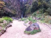 パワースポットうそきの滝自然公園