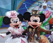 MickeyとTea Time
