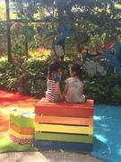 シンガポールで双子育児