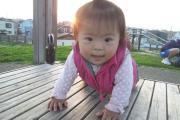凜ちゃんはダウン症モザイク型。3姉妹の末っ子だよ。