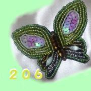 206〜ビーズ刺繍とハンドメイド〜