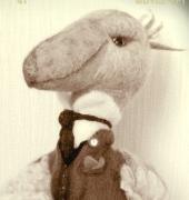 羊毛フェルト 時々 。。。