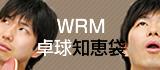 [卓球動画で学ぶ]WRM卓球知恵袋