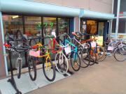 自転車 車いす マツダ 業務日誌