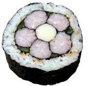 デコ巻き寿司って楽しいよ!