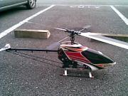 RCヘリフライト日誌(さらなる技術向上を目指して)