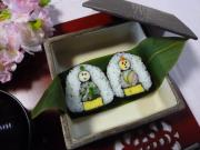 広島発!もみじ巻子の飾り巻き寿司レッスン♪