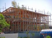 家を建てる