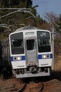 タヌキと常磐線