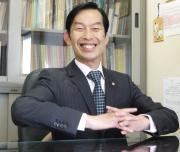 お客様の幸せのために 名古屋市の税理士・松下茂.