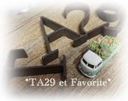 *TA29 et Favorite* 多肉&スキなもの