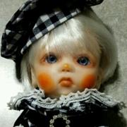 お茶ネコの銀曜日 サーニット人形を作ろう`ФωФ'