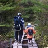 kokkoとママ、ときどきパパの野山あそび