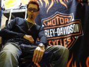 Harley-Davidson wanderer〜ユーラシア大陸横断編〜